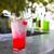 赤 · 飲料 · 孤立した · 白 · プラスチック · パイプ - ストックフォト © dashapetrenko