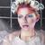 kreatív · portré · futurisztikus · nő · művészet · mesés - stock fotó © dashapetrenko