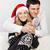 肖像 · 幸せ · 着用 · クリスマス · 服 - ストックフォト © dashapetrenko