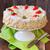 caseiro · bolo · de · cenoura · belo · delicioso · antigo · talheres - foto stock © dashapetrenko