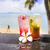 twee · tropische · cocktails · geïsoleerd · witte · water - stockfoto © dashapetrenko