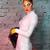 retrato · jovem · morena · beleza · verde · parede - foto stock © dashapetrenko