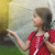 bambino · ombrello · indossare · rosso · pioggia - foto d'archivio © dashapetrenko