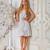 portré · gyönyörű · szőke · lány · pöttyös · ruha - stock fotó © dashapetrenko