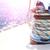 sailboat winch and rope yacht detail stock photo © dashapetrenko
