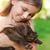 щенков · за · пределами · работает · собака · осуществлять - Сток-фото © dashapetrenko