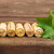verouderd · wijnfles · houten · muur · restaurant - stockfoto © dashapetrenko