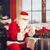 Дед · Мороз · рук · Top - Сток-фото © dashapetrenko