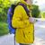 вид · сбоку · человека · рюкзак · лес · улыбаясь · рубашку - Сток-фото © dashapetrenko