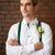 knoopsgat · steeg · detail · bruiloft · bloem · pak - stockfoto © dashapetrenko