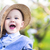 かわいい · 幸せ · 子供 · 草 · 髪 · 顔 - ストックフォト © dashapetrenko