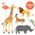 camaleão · lagarto · crianças · criança - foto stock © dashikka