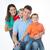 важность · семьи · мамы · папу · два · детей - Сток-фото © Dave_pot