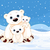 polar bear family stock photo © dazdraperma
