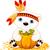 アイコン · はがき · 顔 · 自然 · オレンジ - ストックフォト © dazdraperma