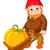 garden gnome with wheelbarrow stock photo © dazdraperma