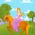 princess riding horse stock photo © dazdraperma