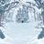 Рождества · зима · замок · вектора · силуэта · холме - Сток-фото © dazdraperma