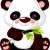 fun zoo panda stock photo © dazdraperma