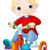 küçük · üç · tekerlekli · bisiklet · çocuk · bisiklet · örnek · yalıtılmış - stok fotoğraf © dazdraperma
