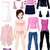 paper doll with clothing stock photo © dazdraperma