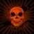 evil skull stock photo © dazdraperma
