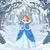 magia · inverno · castello · fiaba · principessa · albero - foto d'archivio © dazdraperma