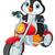 クルーザー · オートバイ · クリップアート · 画像 · スポーツ · 自転車 - ストックフォト © dazdraperma