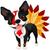 terrier · Boston · ilustración · cute · perro · ir - foto stock © dazdraperma