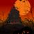 halloween · plakat · nawiedzony · domu · zło · drzewo - zdjęcia stock © dazdraperma