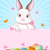 easter bunny design stock photo © dazdraperma