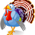 cartoon turkey stock photo © dazdraperma