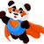super panda stock photo © dazdraperma
