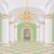 高級 · 階段 · 宮殿 · 魔法 · 背景 · インテリア - ストックフォト © dazdraperma