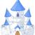 magie · château · conte · de · fées · princesse · amour - photo stock © dazdraperma