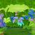 luxuriante · tropicales · fleurs · plantes · fleur · arbres - photo stock © dazdraperma