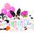 ijsbeer · liefde · hart · cute · karakter · roze - stockfoto © dazdraperma