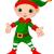 Рождества · эльф · счастливым · улыбаясь · мальчика · человека - Сток-фото © dazdraperma
