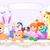 вектора · игрушку · иконки · Игрушки · для · маленьких · детей · набор · игрушками - Сток-фото © dazdraperma