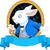 white rabbit with watch design stock photo © dazdraperma