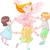 crianças · conto · de · fadas · sonho · fabuloso · castelo · vermelho - foto stock © dazdraperma