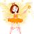 妖精 · バレリーナ · 実例 · 幸せ · ダンス - ストックフォト © dazdraperma