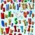 képregény · színes · ábécé · vektor · szett · szöveg - stock fotó © dazdraperma