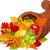 otono · cosecha · hortalizas · frutas · calabaza · tomates - foto stock © dazdraperma