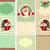 クリスマス · バナー · セット · ベリー · 勾配 - ストックフォト © dazdraperma
