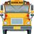 иллюстрация · желтый · школьный · автобус · вектора · стиль · икона - Сток-фото © dazdraperma