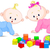cute · baby · illustratie · jongen · gelukkig · pak - stockfoto © dazdraperma