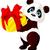 pandas birthday stock photo © dazdraperma