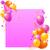cinta · carta · globos · vector · colorido · vuelo - foto stock © dazdraperma