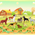 landscape with group of dogs stock photo © ddraw